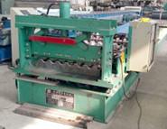 彩钢压型设备750型
