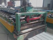 彩钢压型设备900型