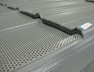 900型镀锌穿孔吸音板