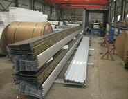 氟碳涂层铝镁锰合金屋面板