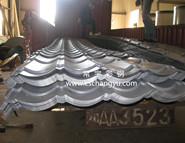 彩钢琉璃瓦828型