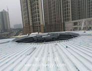 长沙大小头铝镁锰板_扇形铝镁锰板☆圆形造型☆
