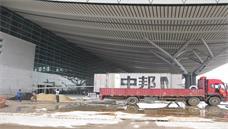 YX65-400型铝镁锰板现场加工_长沙武广高铁30米长铝镁锰板