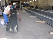 长沙YX65/430型铝镁锰板_1.0mm深灰色