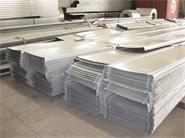 长沙铝镁锰扇形板造形_扇形铝镁锰板