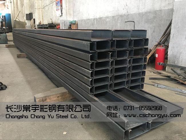 郴州c160c型钢_黑铁c型钢