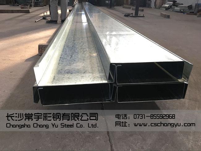 贵阳c300型钢_贵阳300c型钢_c型钢加工