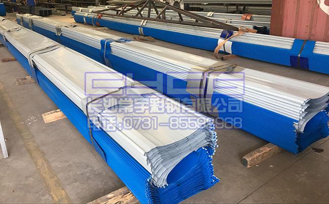 490屋面板-490彩钢屋面板-海兰490屋面板