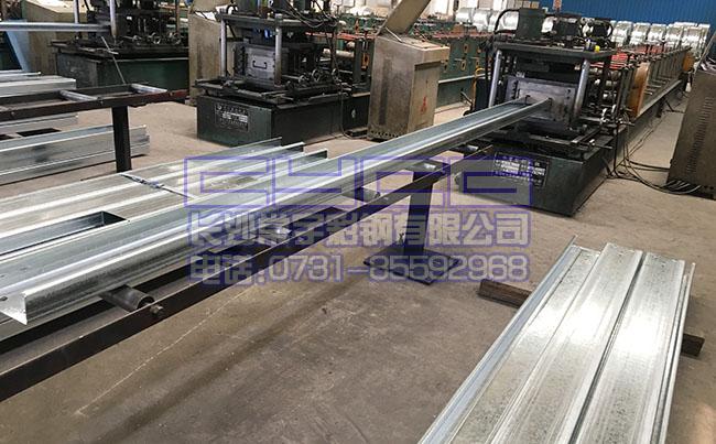 常宇彩钢-镀锌c型钢(200c型钢)