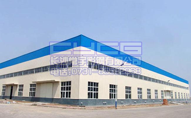株洲环保设备厂彩钢屋面板、幕墙压型板