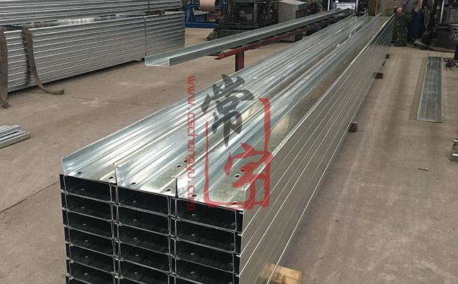 250X75X20X2.5镀锌C型钢_价格_加工_厂家