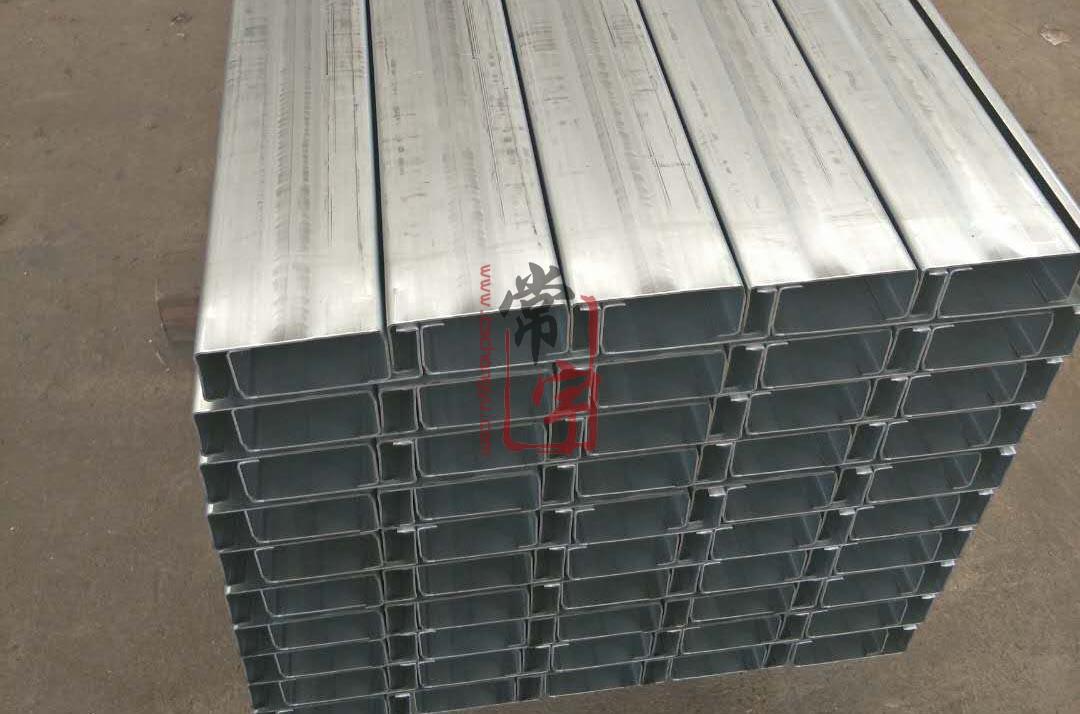 常宇镀锌檩条-C120含锌量200g