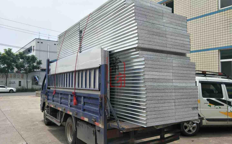 常宇-5公分1150型企口硅岩板双白平板
