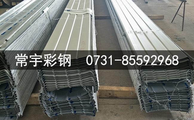 湖南铝镁锰板_直立锁边_金属屋面板