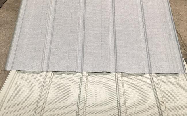 【新品上线】900无纺布穿孔瓦