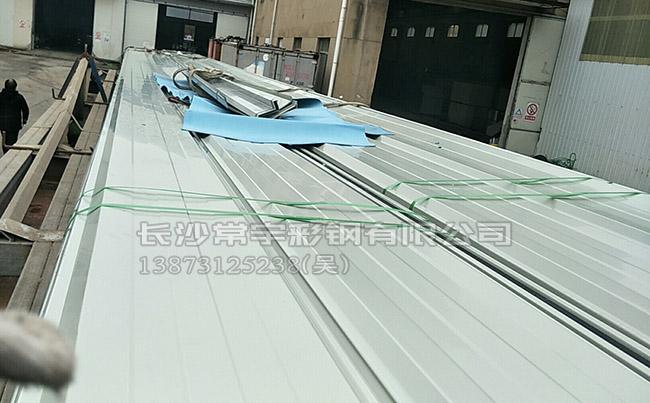 湖南彩钢板-屋面彩钢瓦