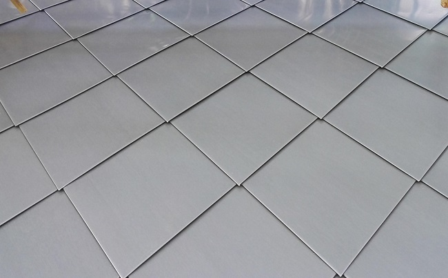 铝镁锰屋面平锁扣系统