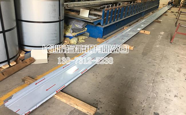 铝镁锰金属屋面板,www.cschangyu.com