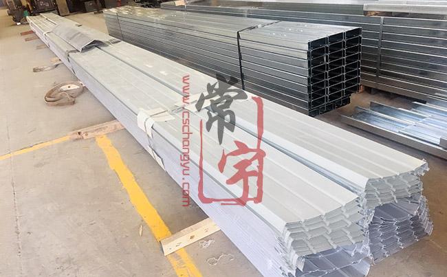 湖南直立锁边生产厂家 - 常宇彩钢